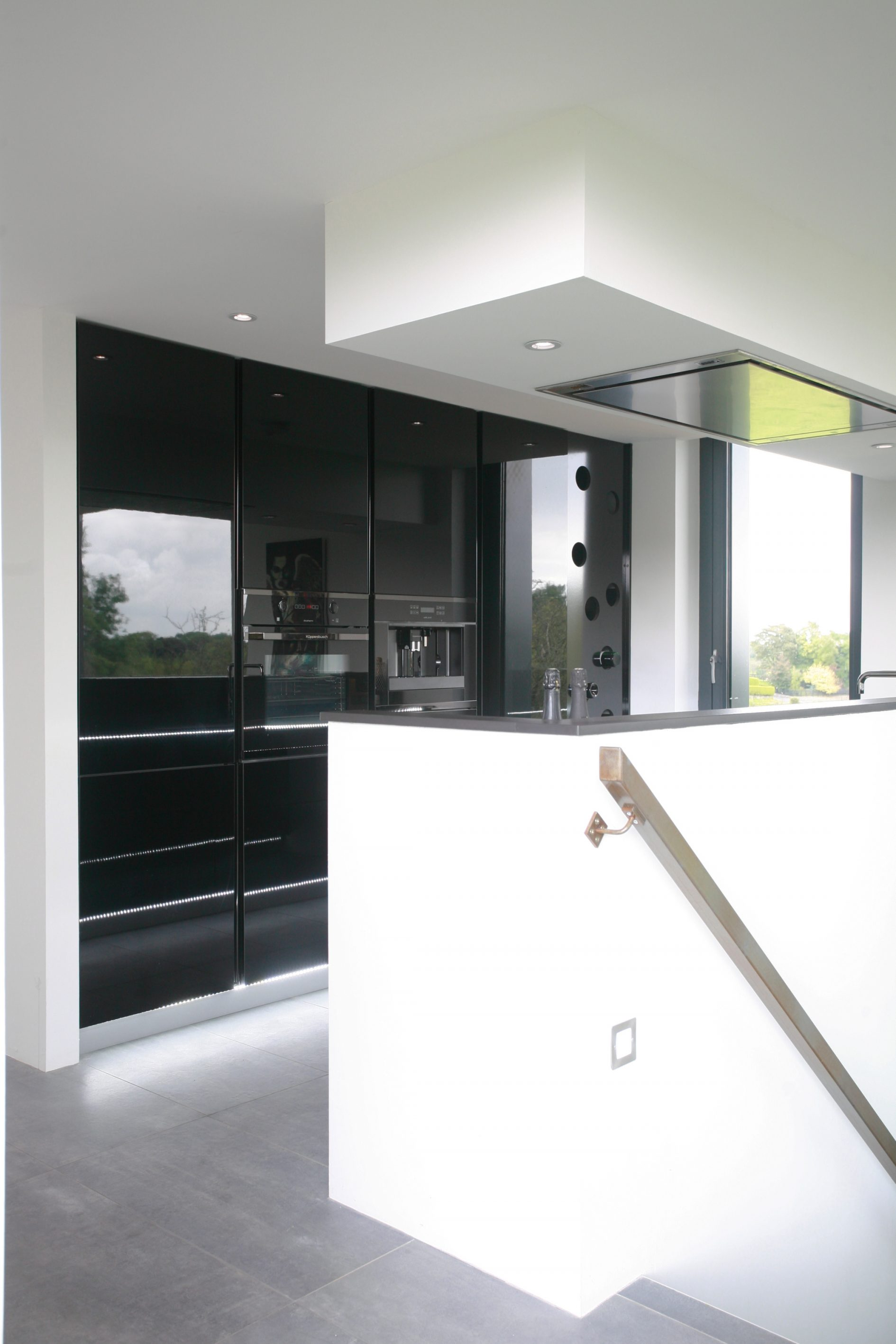 Stormer Designs Belfast A Kitchen For A Grand Designs Home
